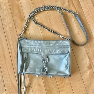 Rebecca Minkoff crossbody M.A.C purse - used